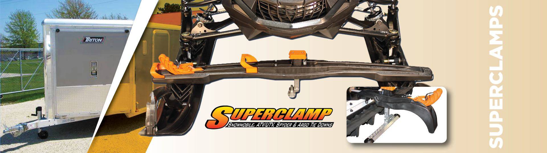 Superclamp Banner