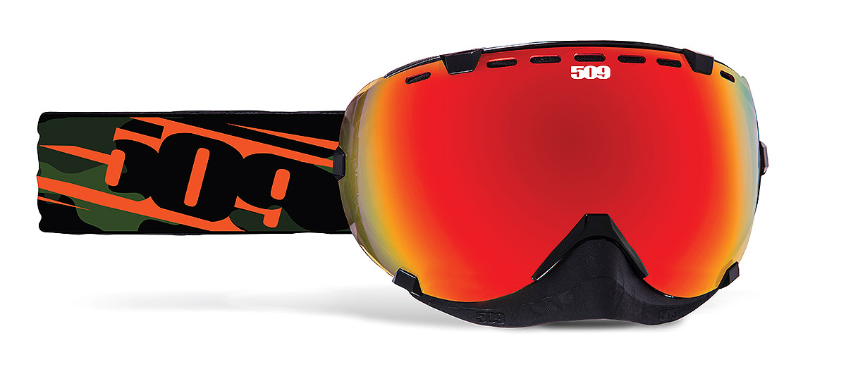 82e8333a5219 509 Aviator Goggle - Orange Camo