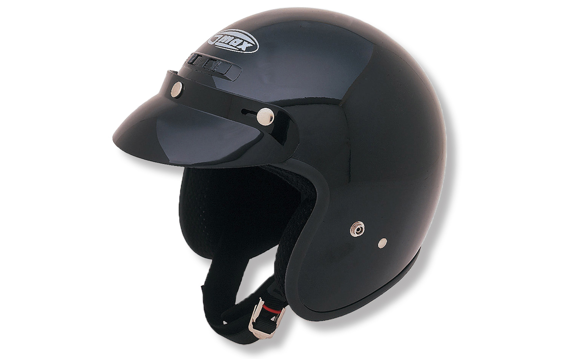 Open Face Helmets