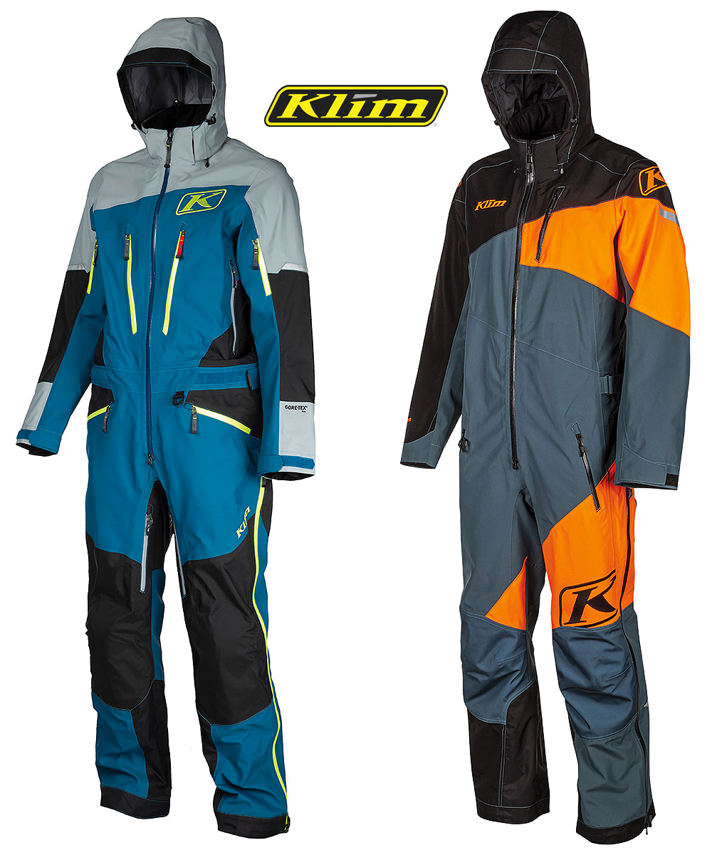 Mens Snowmobile Suits