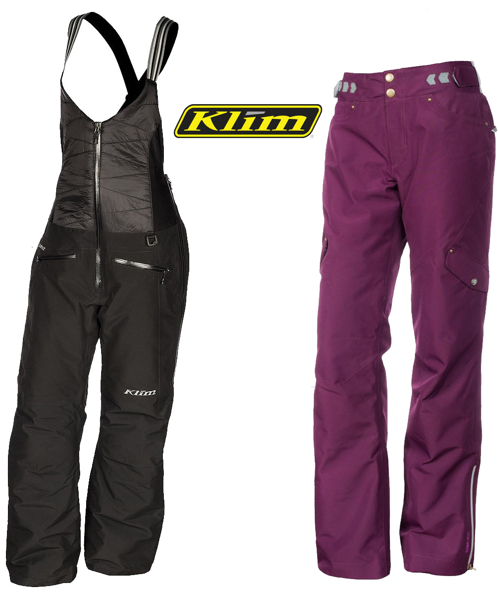 Womens Pants and Bibs