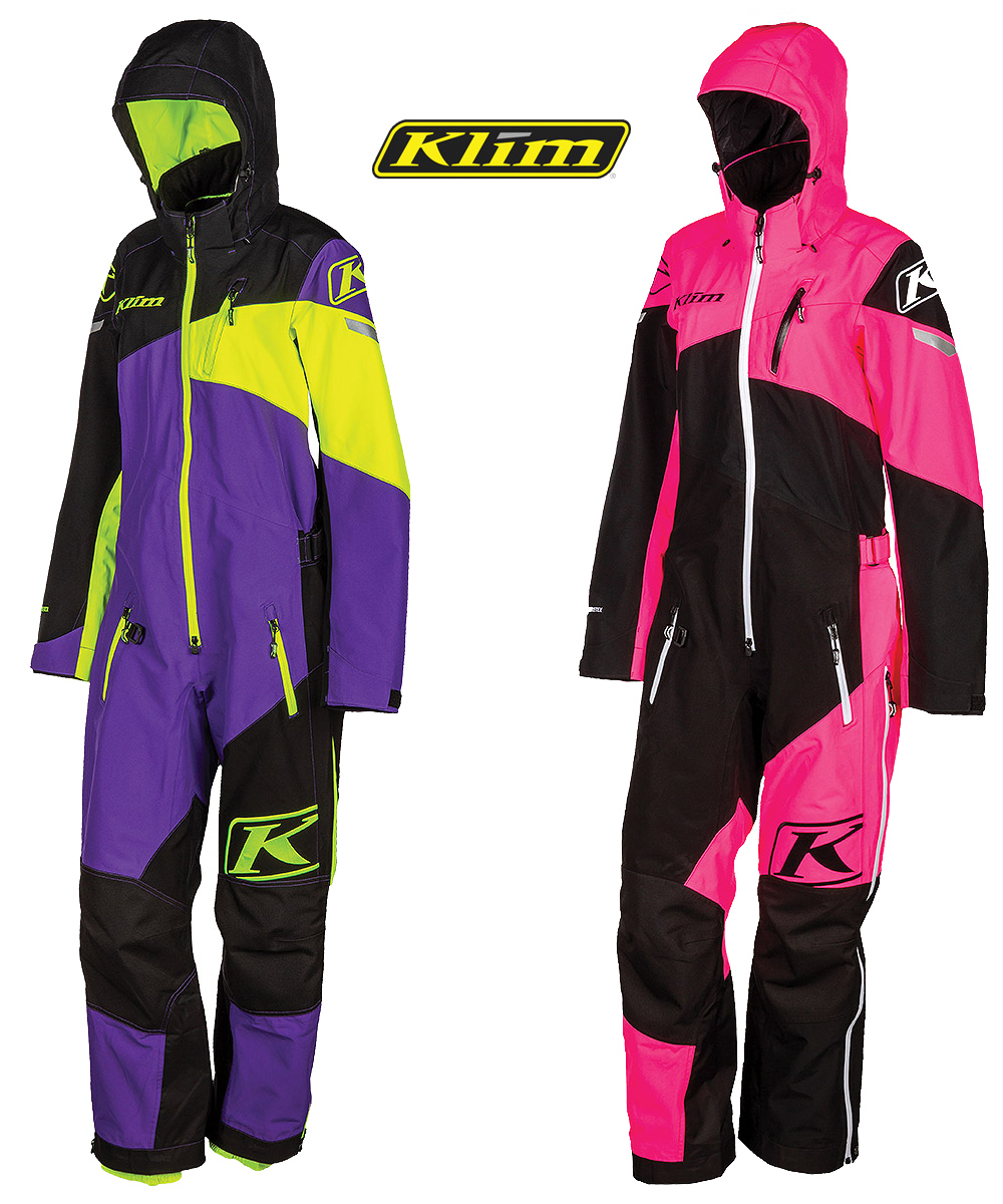 Womens Snowmobile Suits