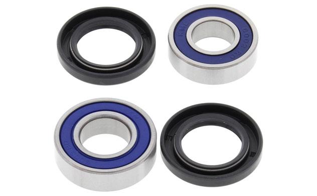 Gold Hose /& Stainless Black Banjos Pro Braking PBK7753-GLD-BLA Front//Rear Braided Brake Line